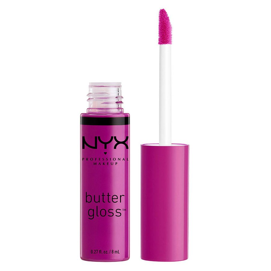 NYX Prof. Makeup Butter Gloss Rasberry Tart