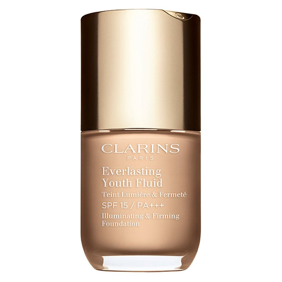 Clarins Everlasting Youth Fluid Foundation #105 Nude 30ml