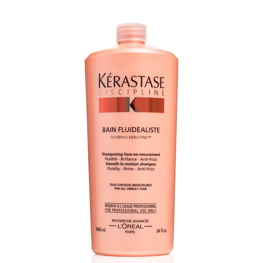 Kérastase Discipline Bain Fluidealiste Smooth-In-Motion Shampoo 1000ml