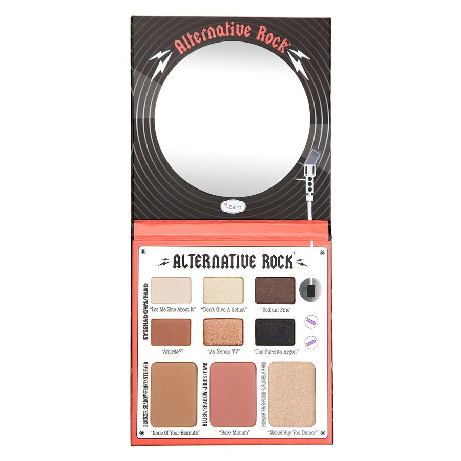 theBalm Alternative Rock Face Palette Vol. 2 12g