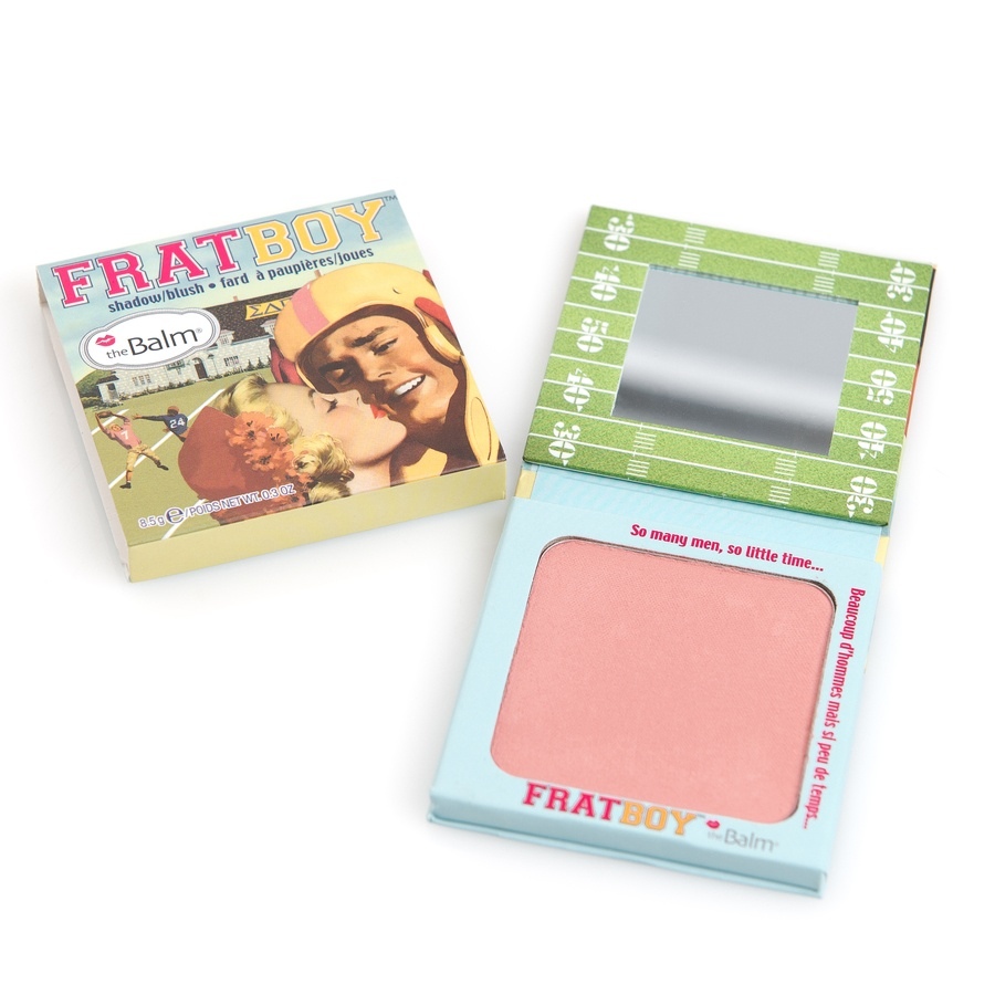 The Balm Frat Boy Shadow/Blush Peachy Apricot
