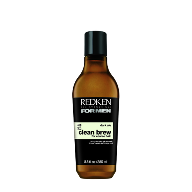 Redken For Men Clean Brew Dark Ale Shampoo 250ml