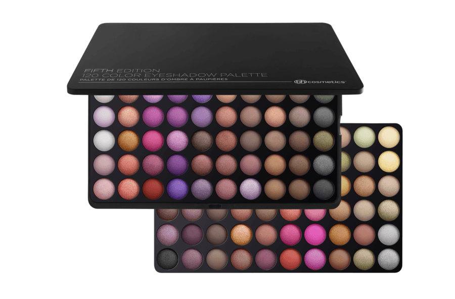 bh Cosmetics Fifth Edition 120 Color Eyeshadow Palette