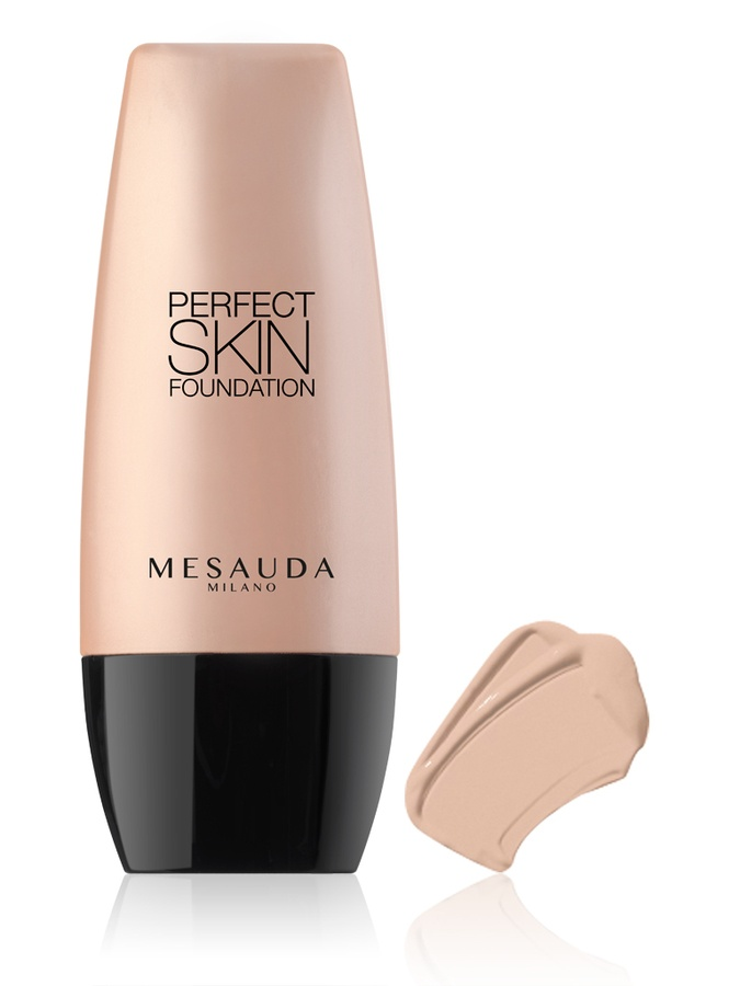 Mesauda Milano Perfect Skin Foundation 102 Beige Chiaro 30ml