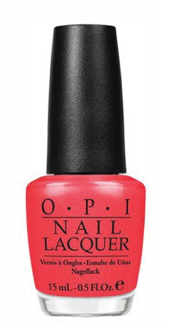 OPI I Eat Mainley Lobster 15ml