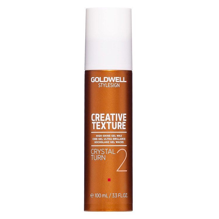 Goldwell Stylesign Creative Texture Crystal Turn High-Shine Gel Wax 100ml