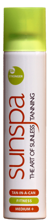 Sunspa Fitness Spray 200ml