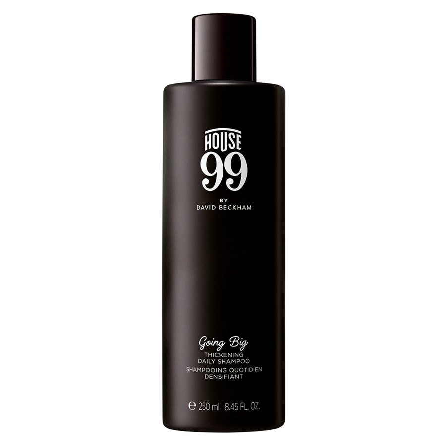 House 99 by David Beckham Thickening Daily Shampoo 250ml
