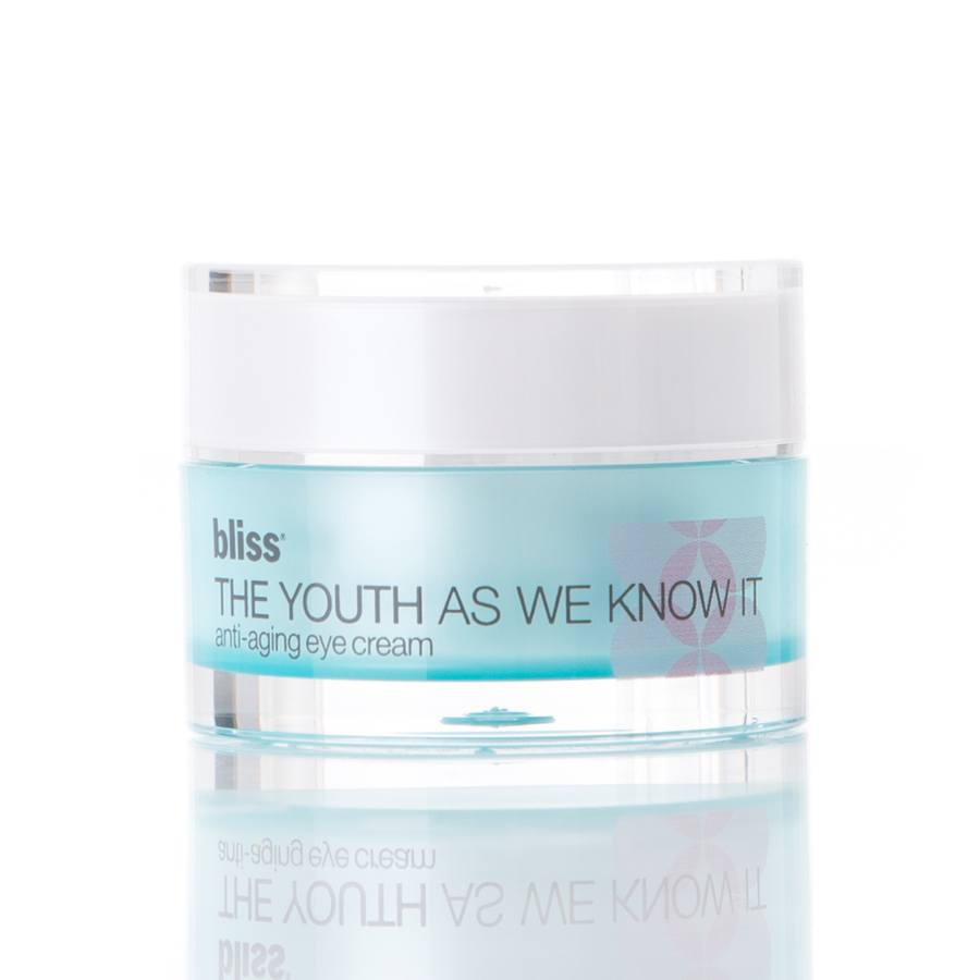 Bliss The Youth As We Know It Anti-Ageing Eye Cream 15ml
