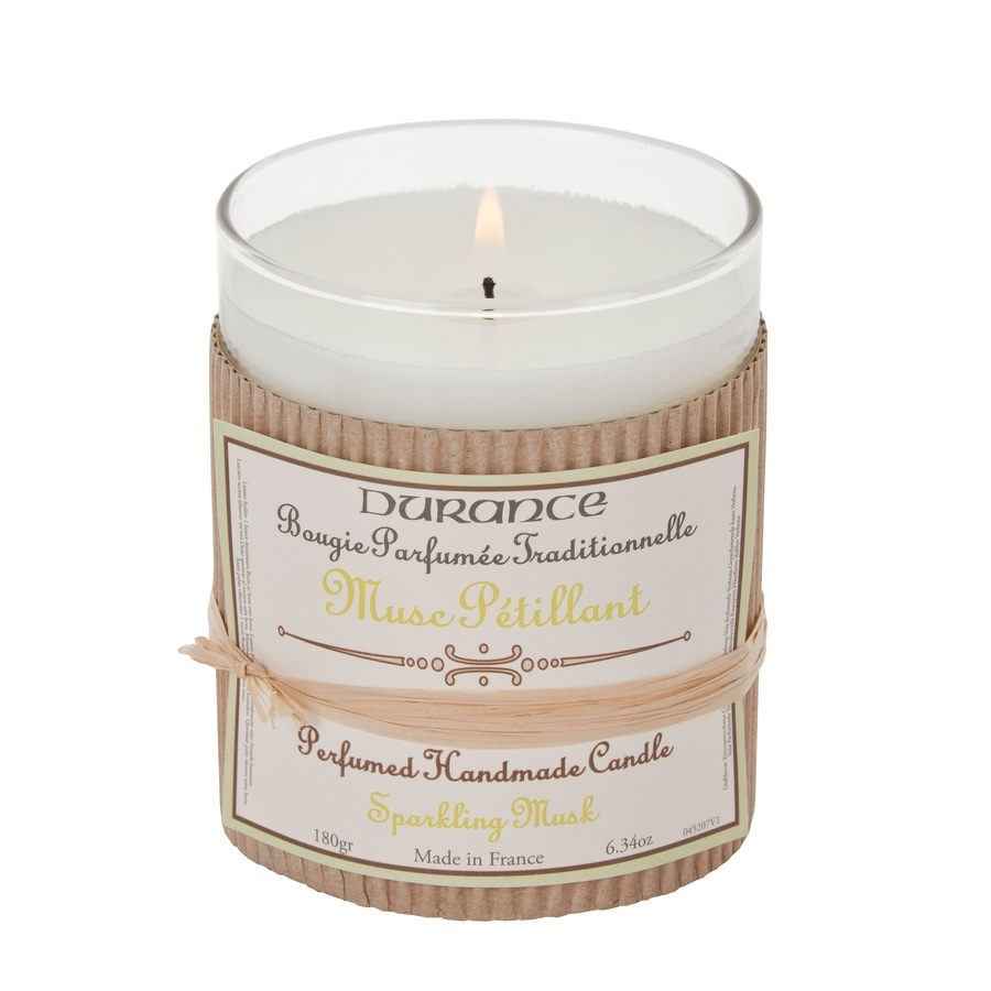 Durance Perfumed Handcraft Candle Sparkling Musk 180g