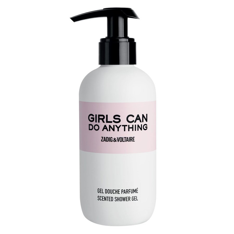 ZADIG & VOLTAIRE Girls Can Do Anything Showergel 200ml