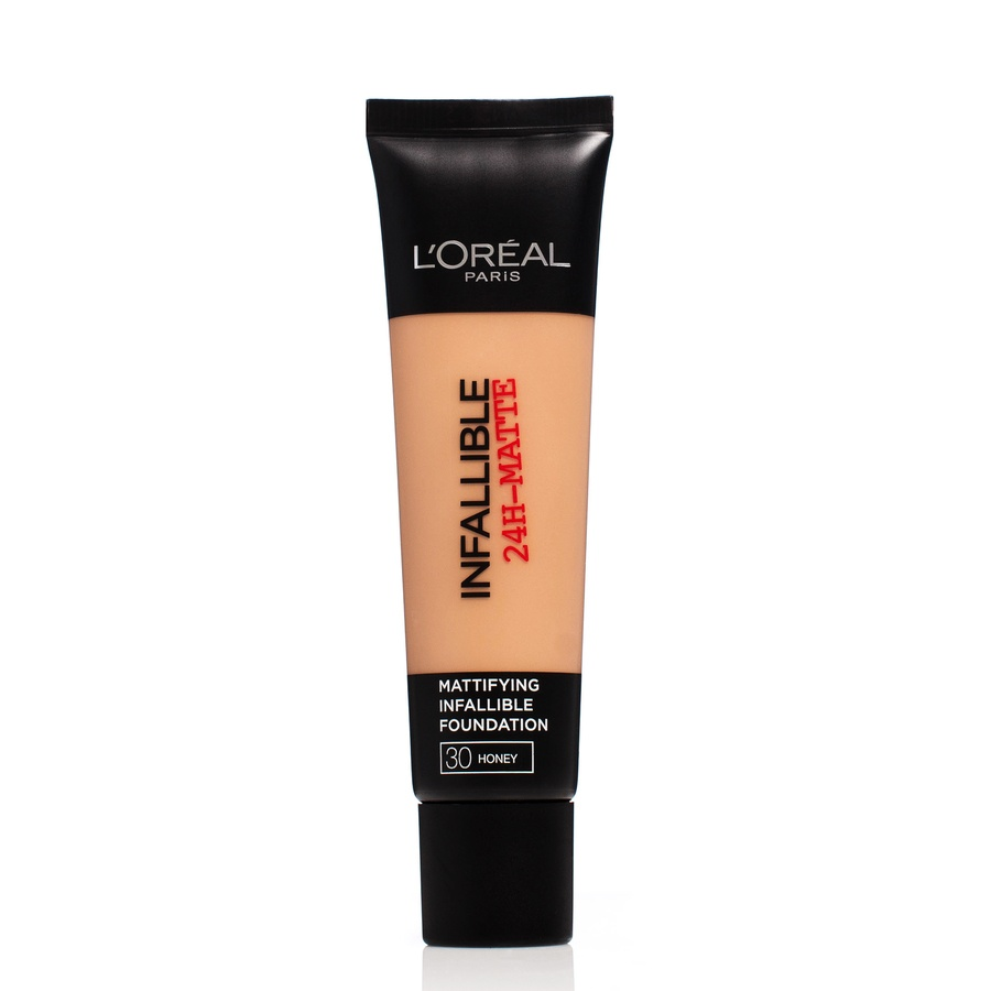 L'Oréal Paris Infallible 24h Matte Foundation #30 Honey 30ml
