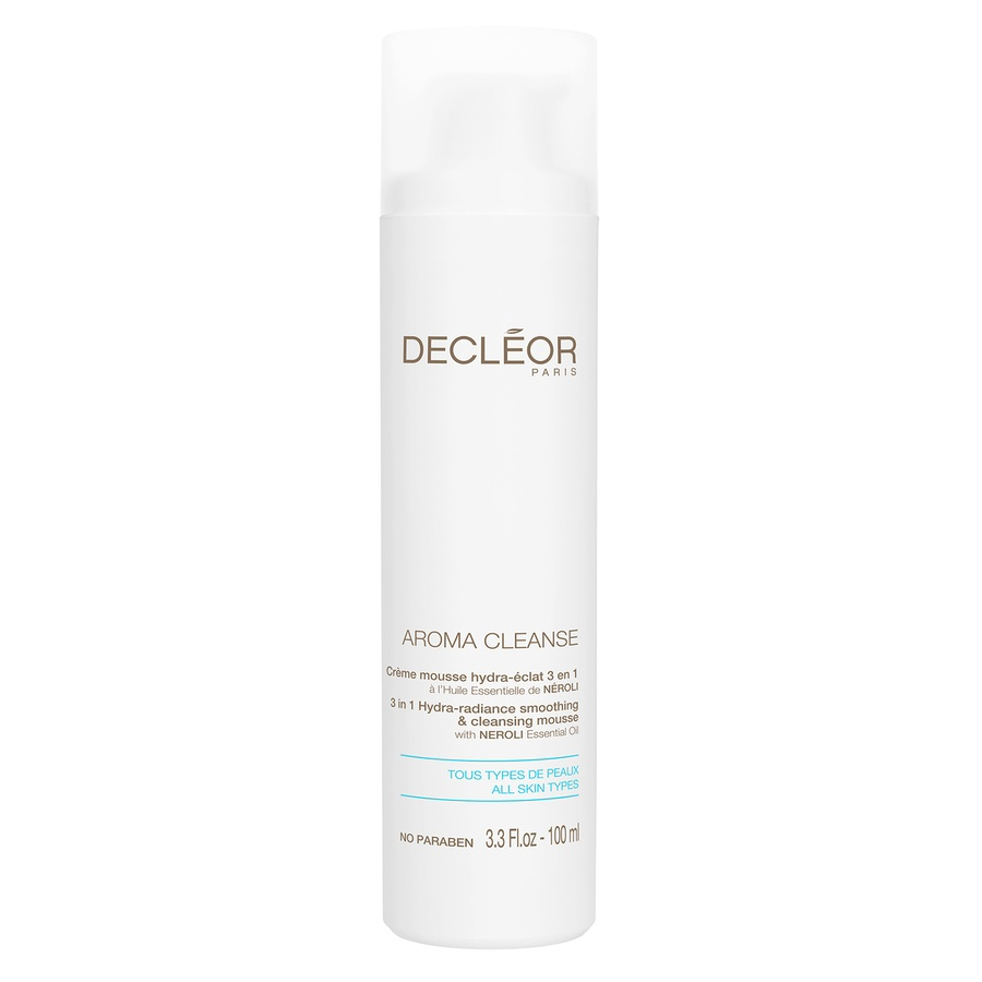 Decléor Aroma Cleanse 3-in-1 Hydra-Radiance Smoothing & Cleansing Mousse 100ml