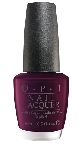 OPI Black Cherry Chutney 15ml