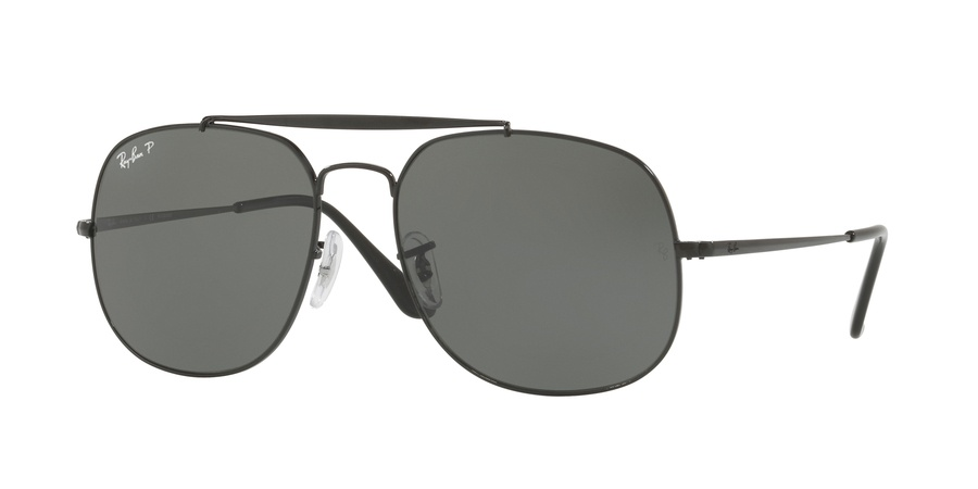 Ray Ban 0RB3561 002/5857 Black