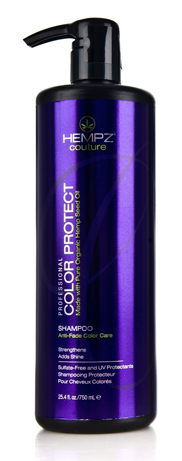 Hempz Couture Color Protect Shampoo 750ml