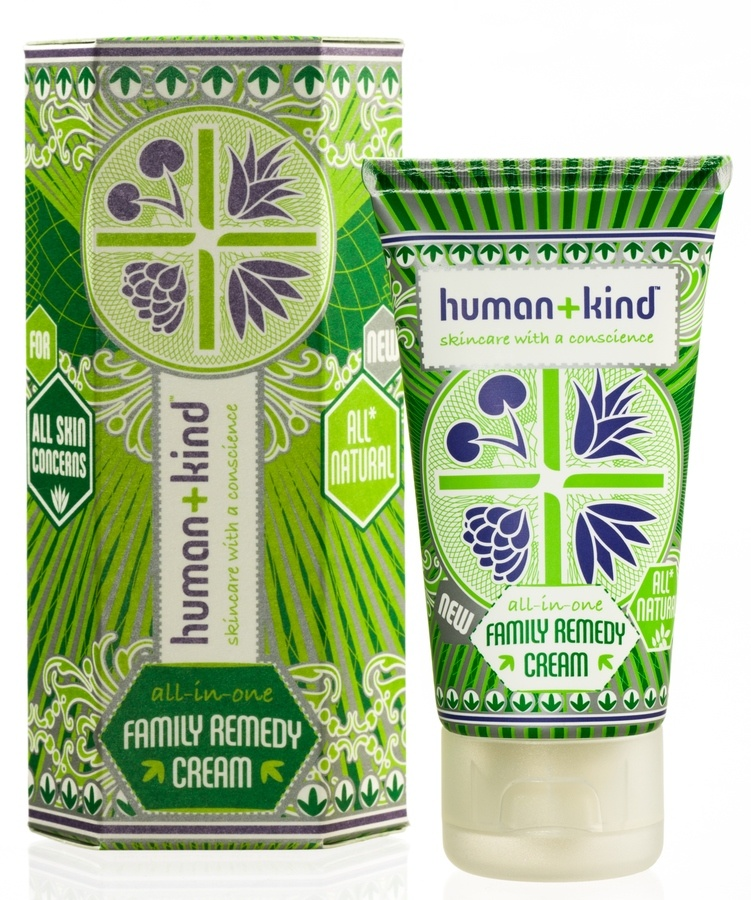 Human+Kind Family Remedy Cream 40ml