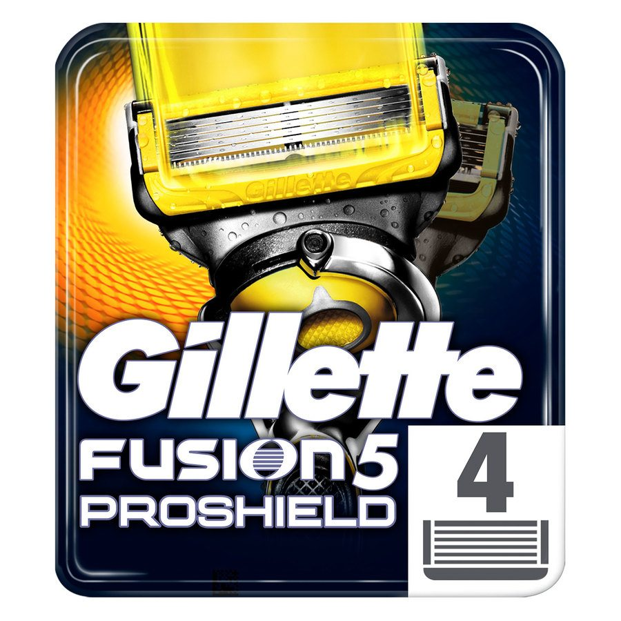 Gillette® Fusion5 Proshield 4Pac
