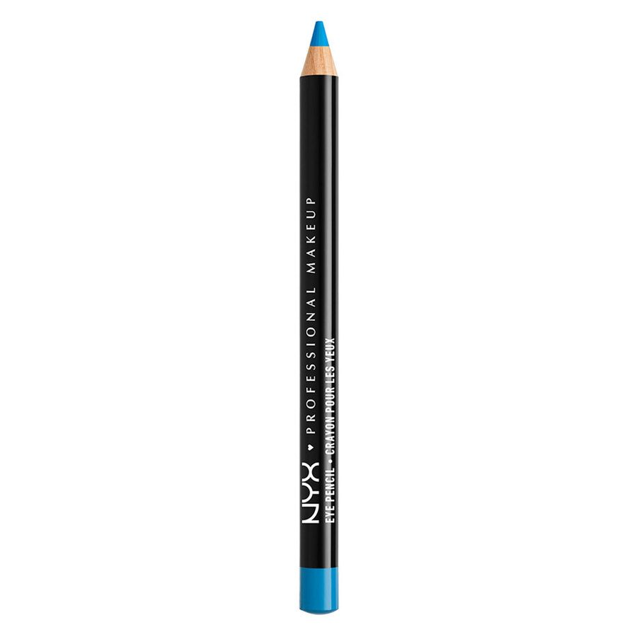 NYX Professional Makeup Slim Eye Pencil Electric Blue