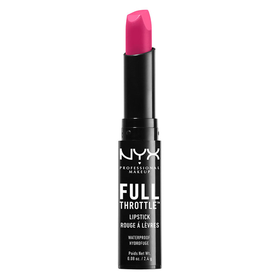 NYX Professional Makeup Full Throttle Lipstick Lethal Kiss