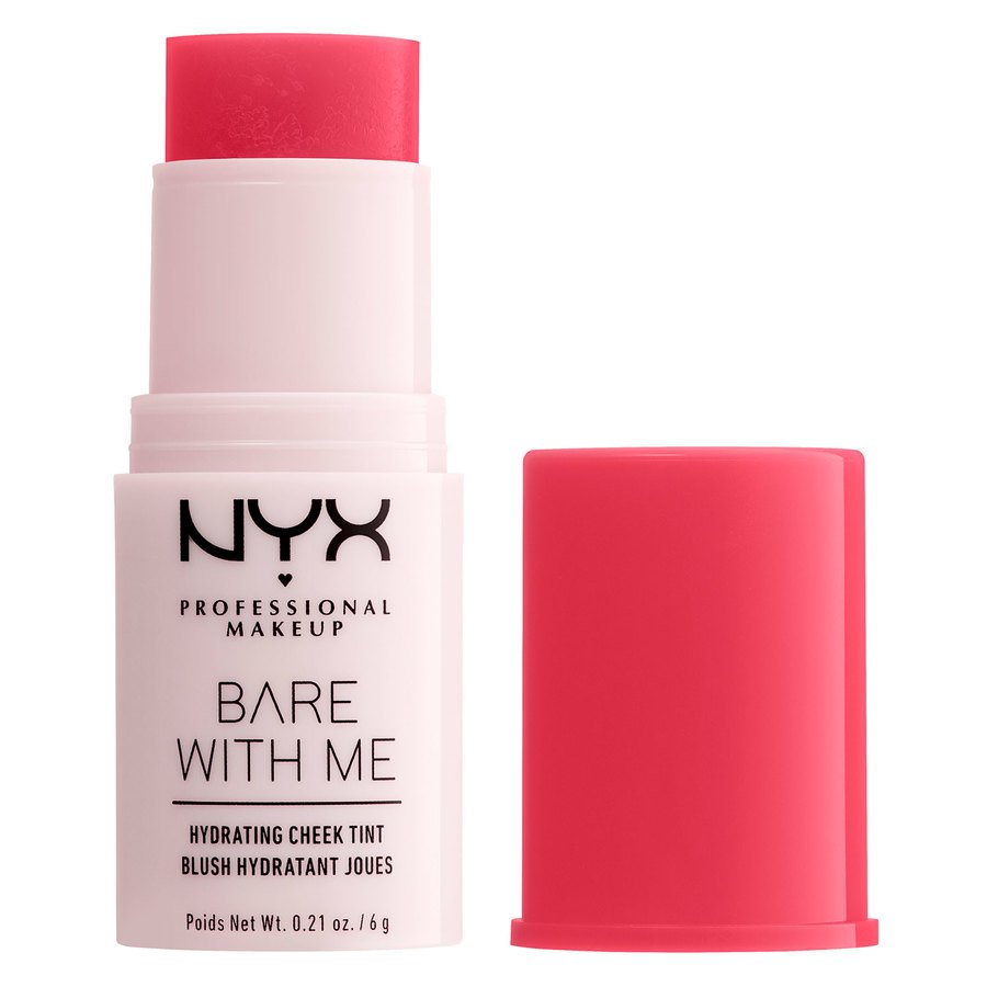 NYX Professional Makeup Bare With Me Hydrating Cheek Tint Creative Clense 6g