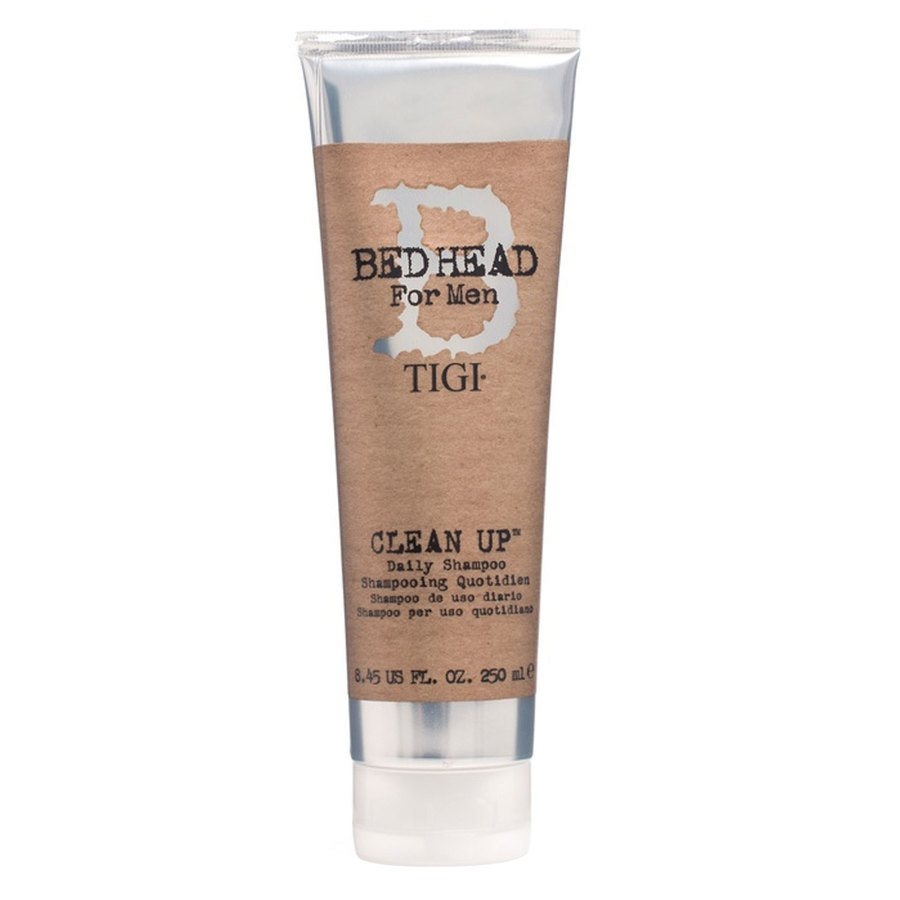 Tigi Bedhead For Men B Clean Up Shampoo 250ml