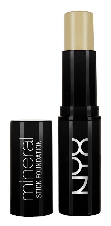 NYX Mineral Stick Foundation Porcelain MSF02