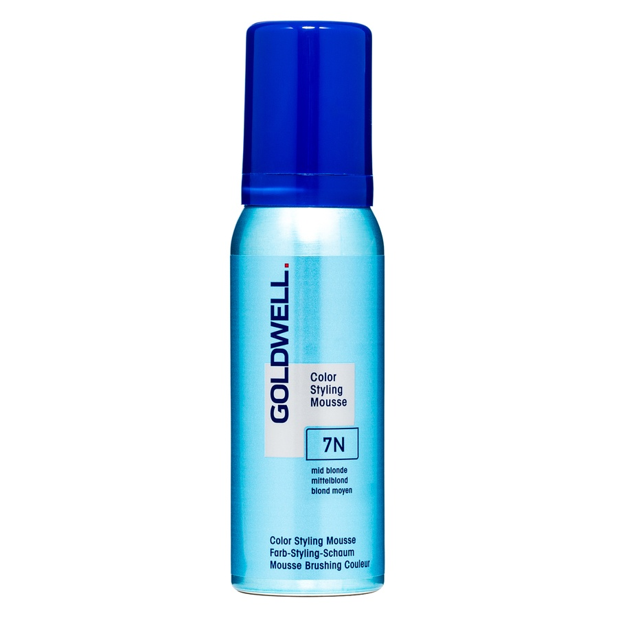 Goldwell Color Styling Mousse 7N Mid Blonde 75ml