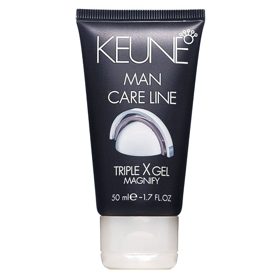 Keune Care Line Man Magnify Triple X Gel 50ml