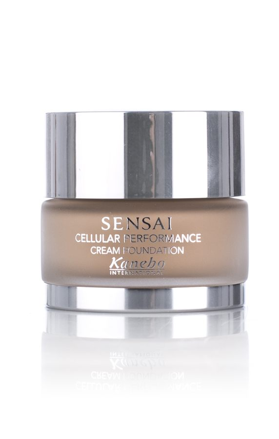 Kanebo Sensai Cellular Performance Cream Foundation CF22 Natural Beige 30ml