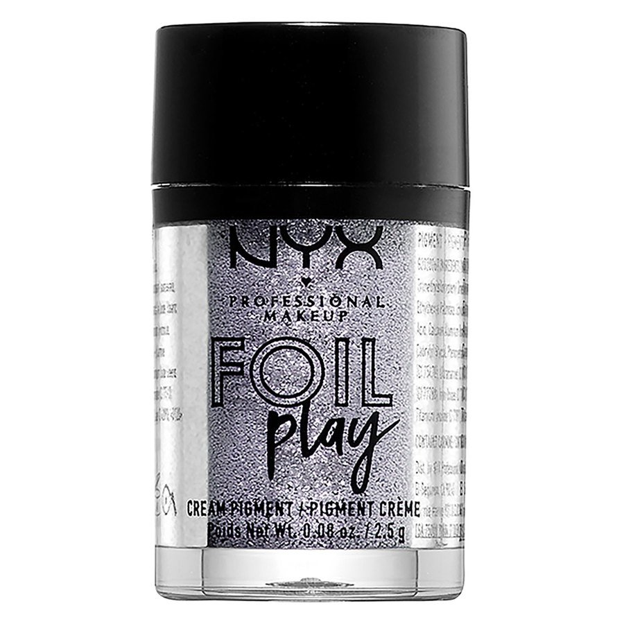 NYX Professional Makeup  Foil Play Cream Pigment Polished 2,5g