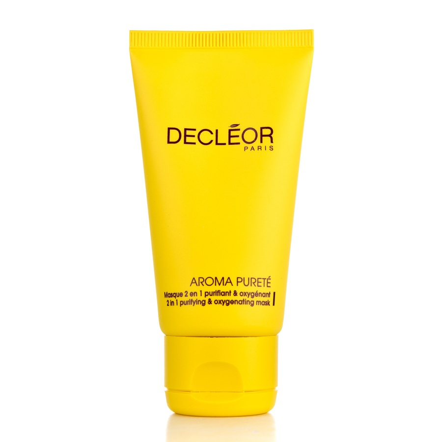 Decléor Aroma Pureté 2 In 1 Purifying, Exfoliating & Oxygenating Mask 50ml