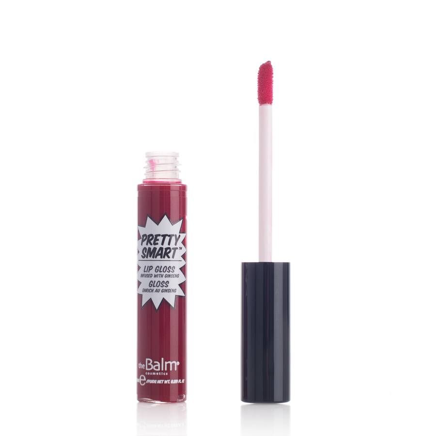 theBalm Pretty Smart Lip Gloss Va Va Voom