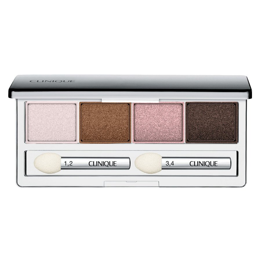 Clinique All About Shadow Quads Pink Chocolate 4,8g