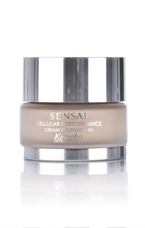 Kanebo Sensai Cellular Performance Cream Foundation CF12 Soft Beige 30ml