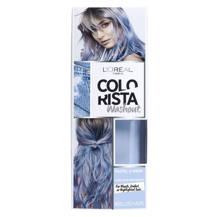 L'Oréal Paris Colorista 2 Weeks Wash Out 6 Blue 80ml