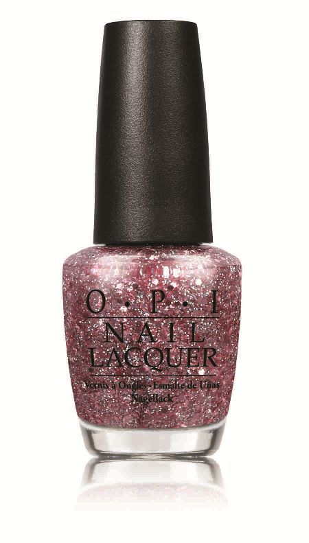 OPI Spotlight On Glitter You Pink Too Much NL G40 15ml