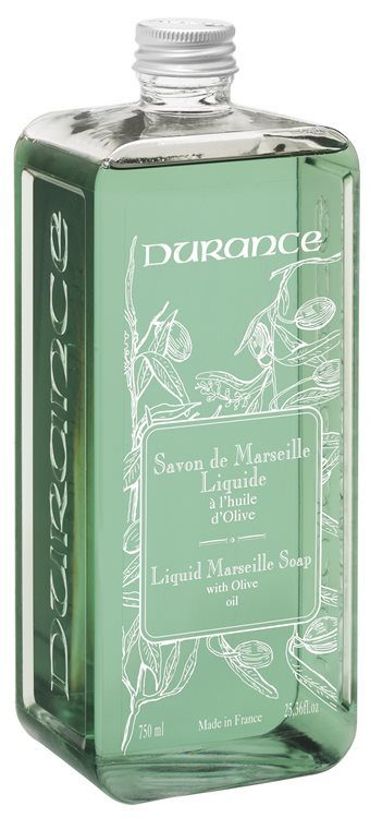 Durance Liquid Marseille Soap With Olive Oil Refill 750ml