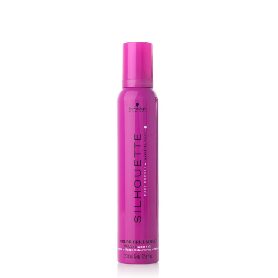 Schwarzkopf Silhouette Color Brilliance Mousse 200ml