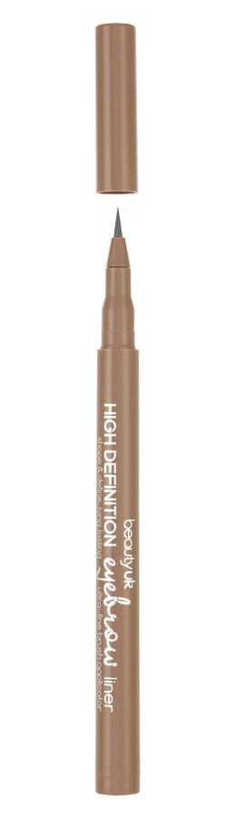 Beauty UK High Definition Eyebrow Liner No.2 Soft Brown