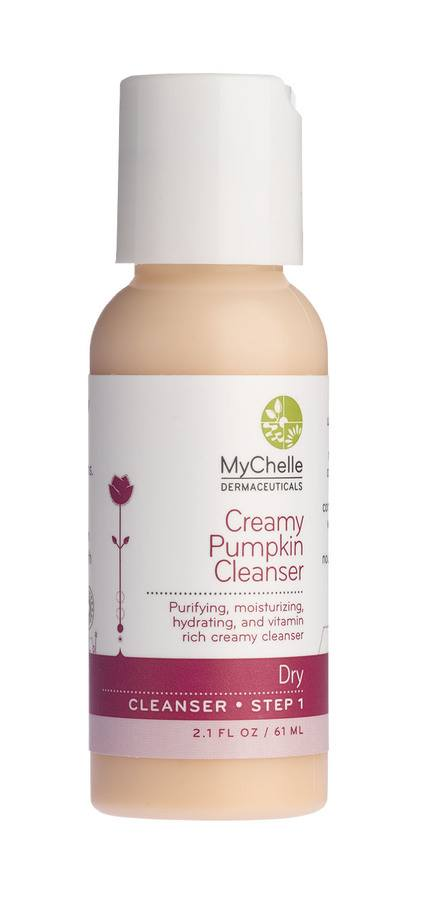 MyChelle Creamy Pumpkin Cleanser 61ml