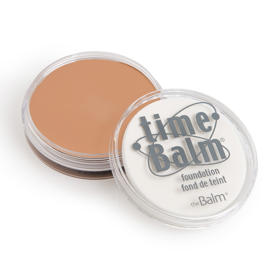 The Balm Time Balm Foundation Medium/Dark 21,3g