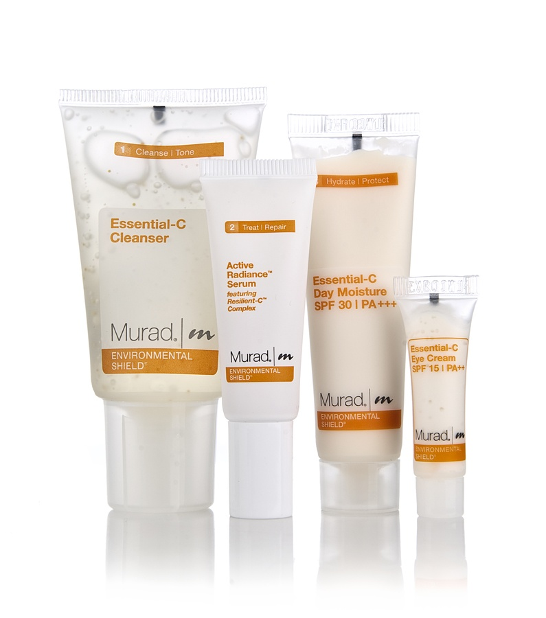 Murad Environmental Shield Sun Undone Starterkit  4 deler