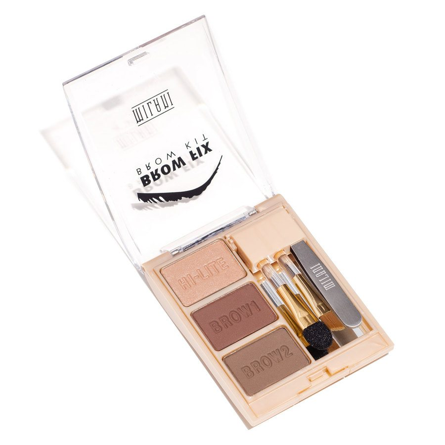 Milani Brow Fix Kit Dark 7g