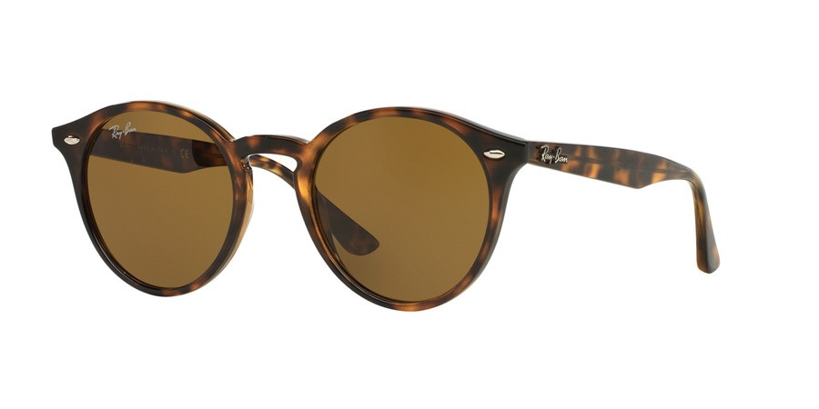 Ray Ban Round 710/73 Brown 0RB2180
