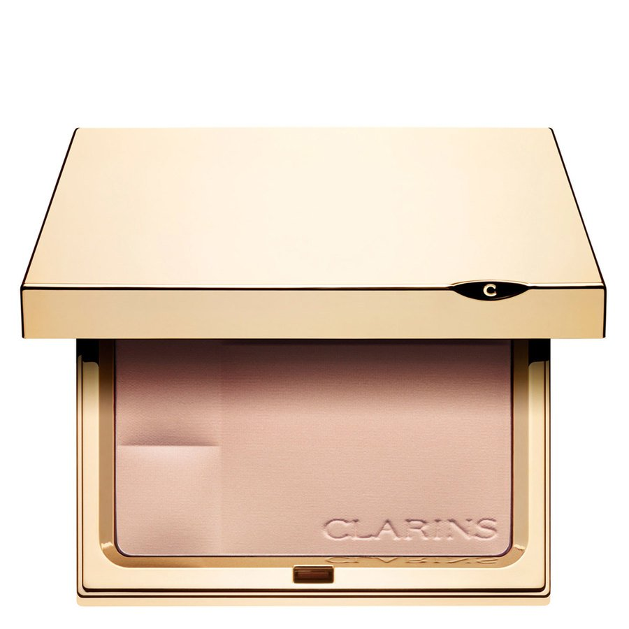 Clarins Ever Matte Mineral Powder Compact #00 Transparent Opal 10g