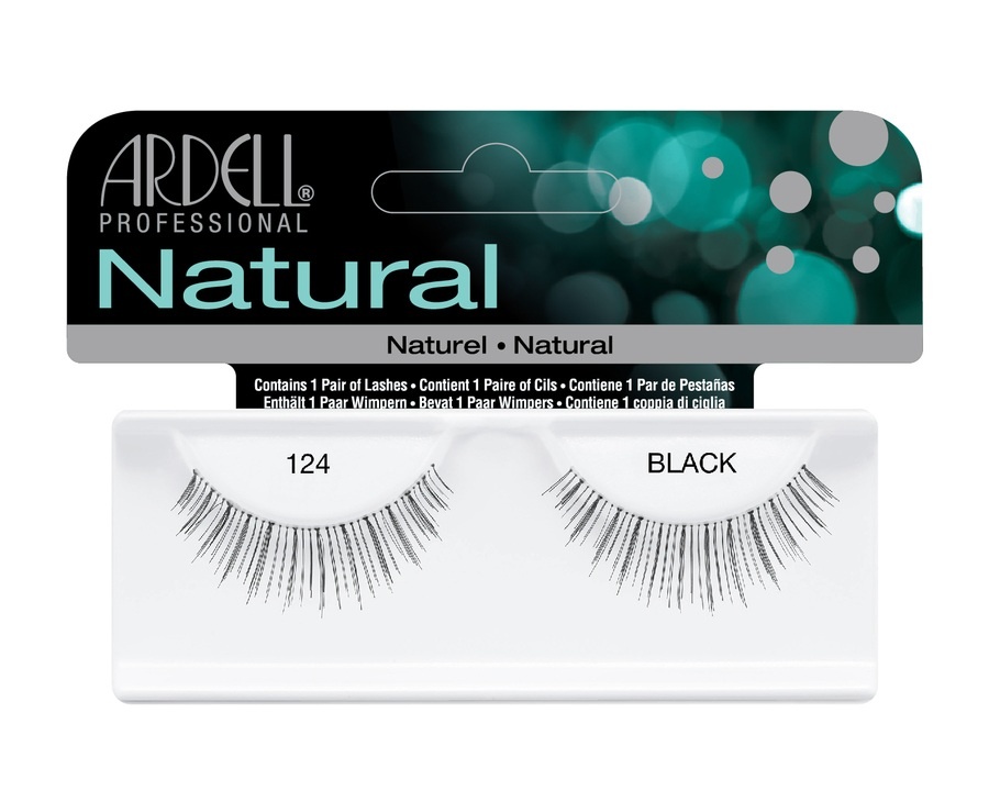 Ardell Natural Fashion Lashes 124 Black