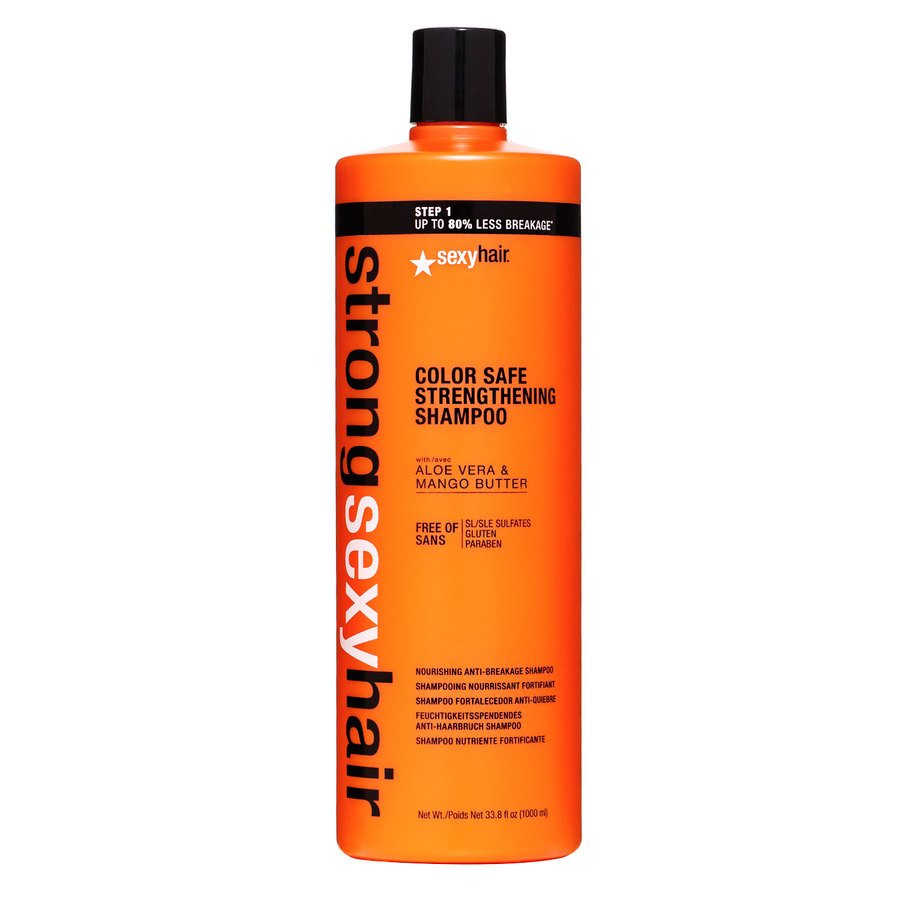 Strong Sexy Hair Strenghtening Shampoo 1000ml