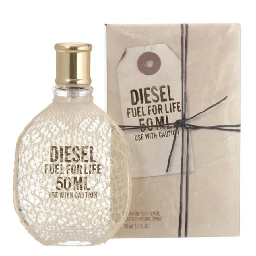 Diesel Fuel For Life She Eau De Perfum 50ml