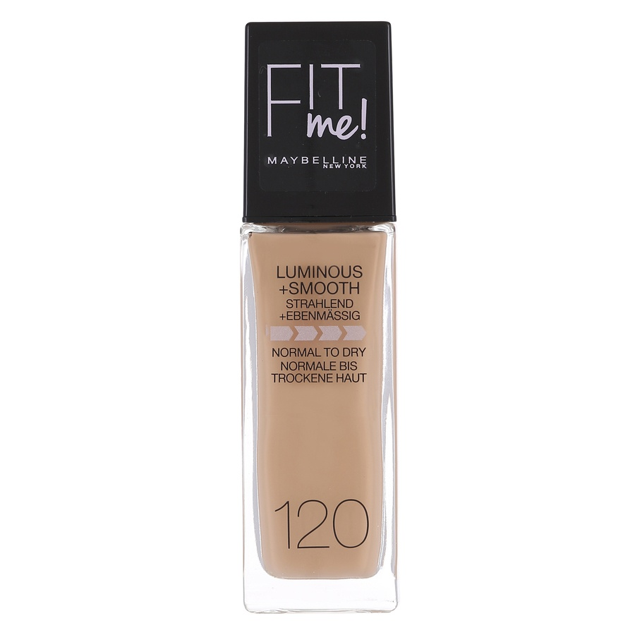Maybelline Fit Me Liquid Foundation Classic Ivory 120 30ml